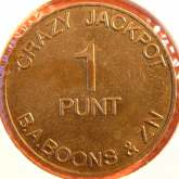 boon/// crazy jackpot 1 punt b.a.boons & zn